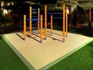 Спортивный комплекс №11 Start Line Fitness 7011