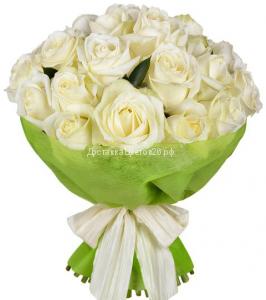 Букет Магия белых роз