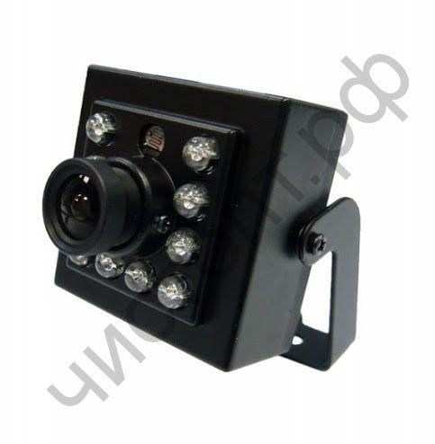Камера HAD-46 (1280*720, 1Mpix, H.264, 3,6мм) с подсветкой