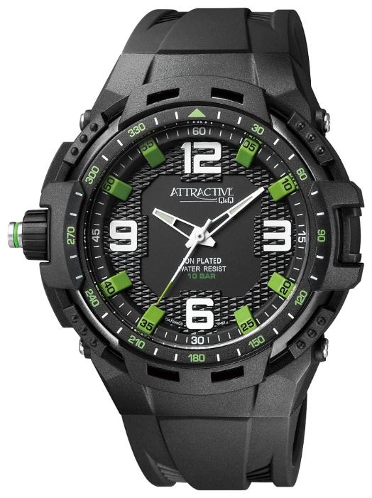 Q&Q DA70-003 наручные часы
