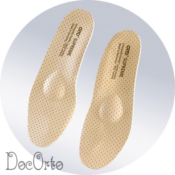 Supreme-Ортопедические стельки с поддержкой большого пальца стопы ORTO