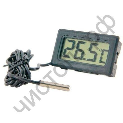 Термометр цифровой OT-HOM10 универс. провод 1м. БЕЗ ГАРАНТИИ !!!