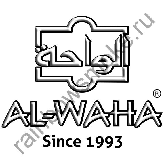 Al Waha 50 гр - Apple & Peach (Яблоко и Персик)