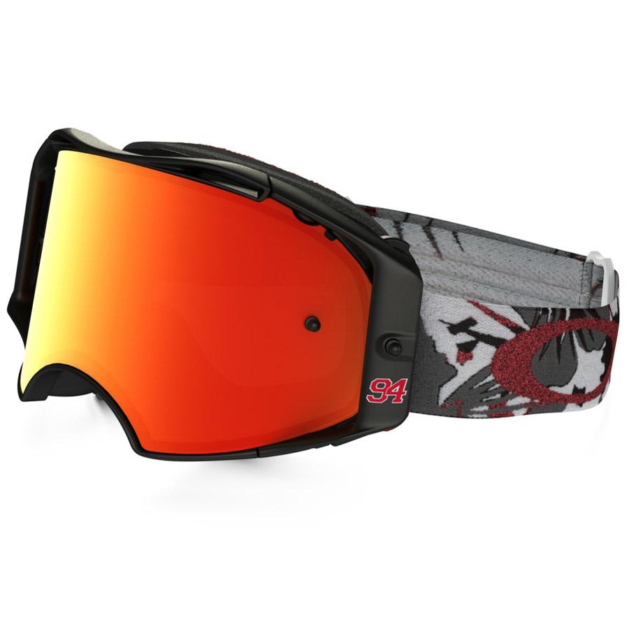 Oakley - Airbrake K. Roczen Series очки, линза зеркальная оранжевая