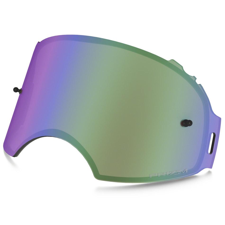 Oakley - Airbrake Prizm MX линза зеркальная, зеленая