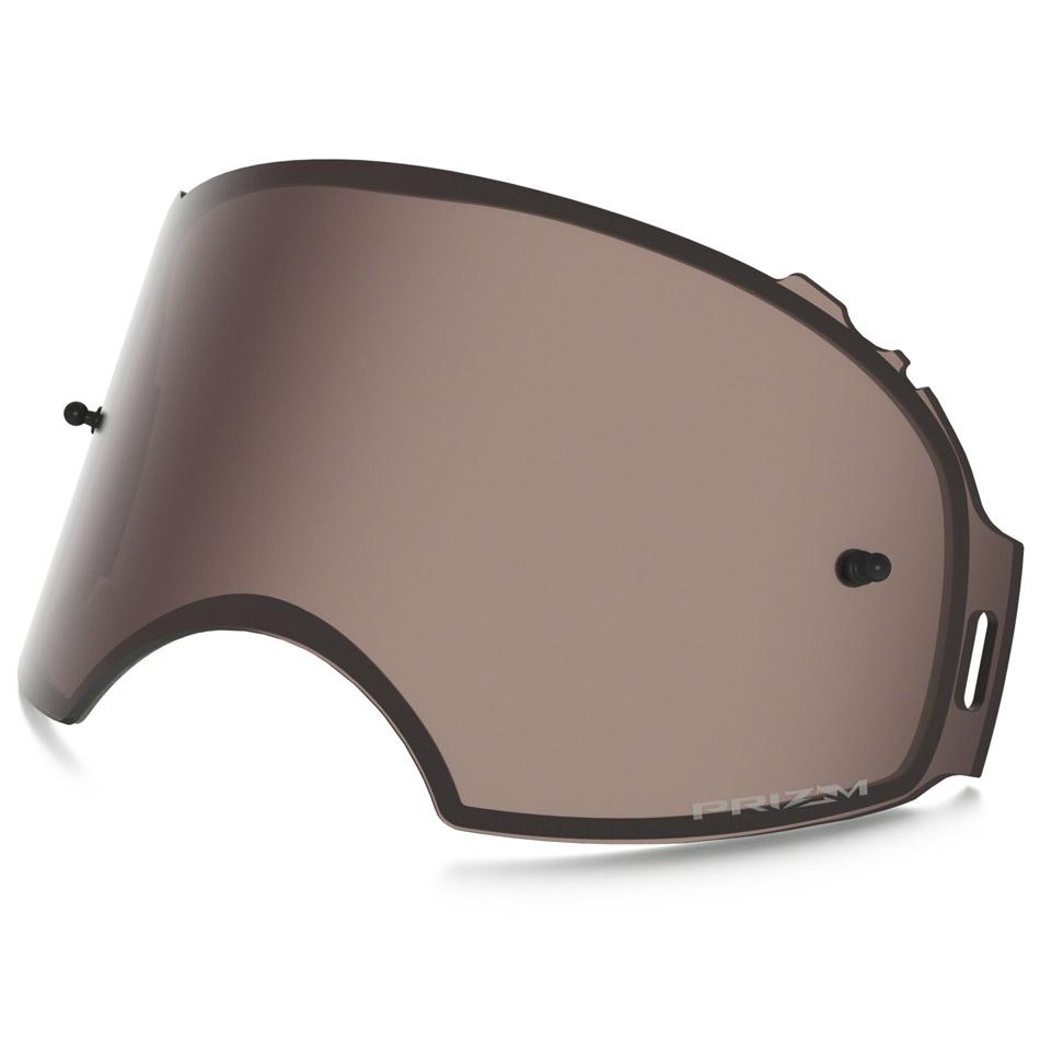 Oakley - Airbrake Prizm MX линза зеркальная, черная