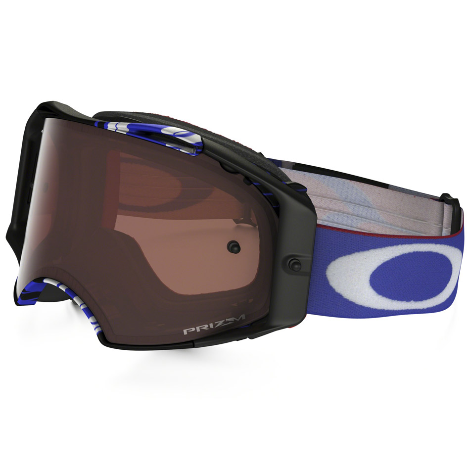 Oakley - Airbrake R. Dungey Series очки, линза темно-серая Prizm MX