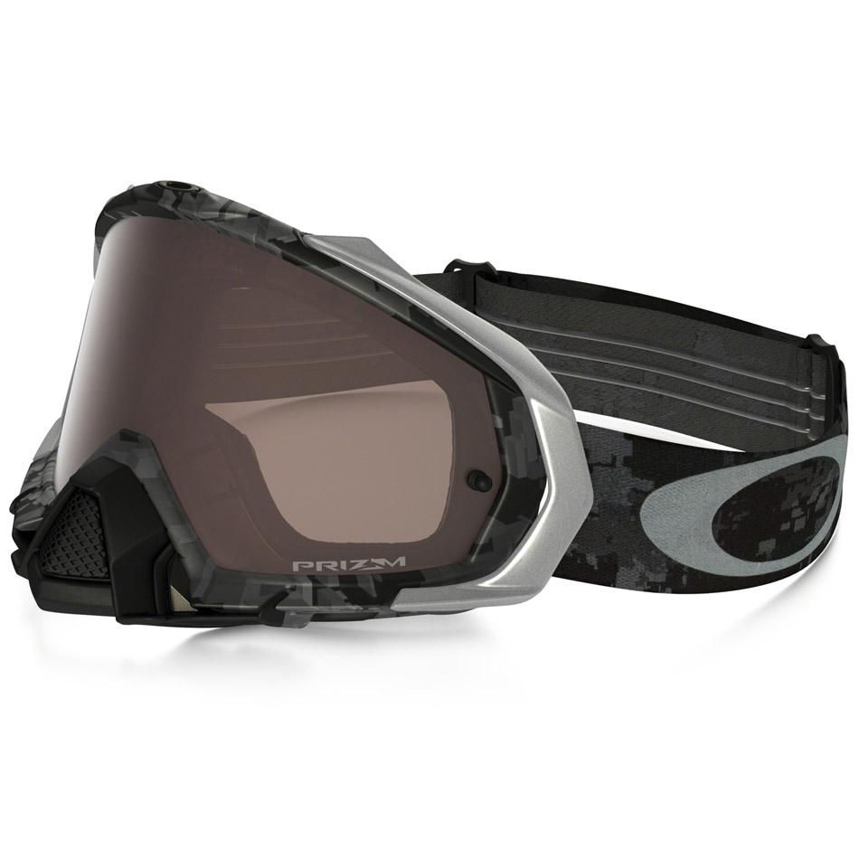 Oakley - Mayhem Pro J. Stewart Series очки, линза темно-серая Prizm MX