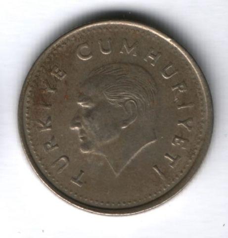 1000 лир 1990 г. Турция