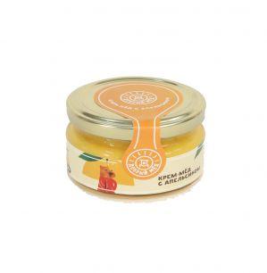 """""""Добрый Мед"""" крем-мёд с апельсином, 120гр"""