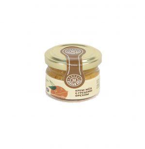 """""""Добрый Мед"""" крем-мёд с грецким орехом, 30гр"""