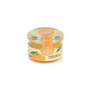 """""""Добрый Мед"""" крем-мёд с апельсином, 30гр"""