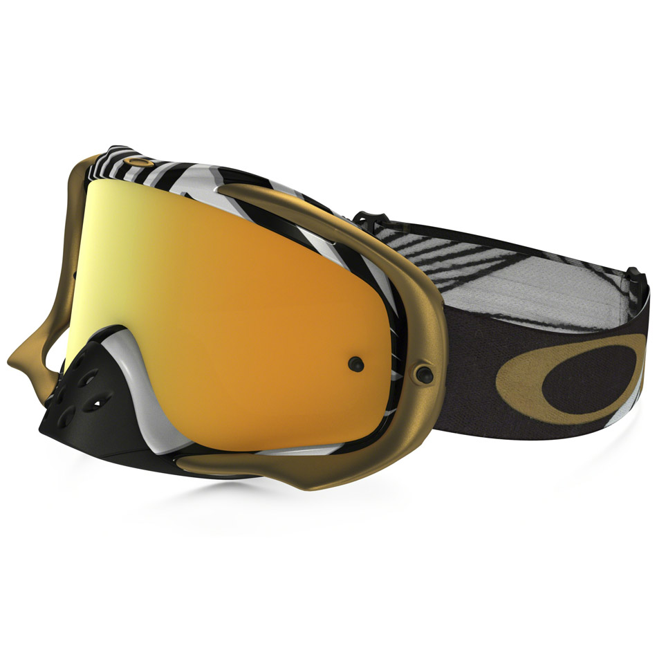 Oakley - Crowbar J. Herlings Series очки, линза желтая 24K Iridium