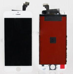 LCD (Дисплей) iPhone 6 (в сборе с тачскрином) (white) Оригинал