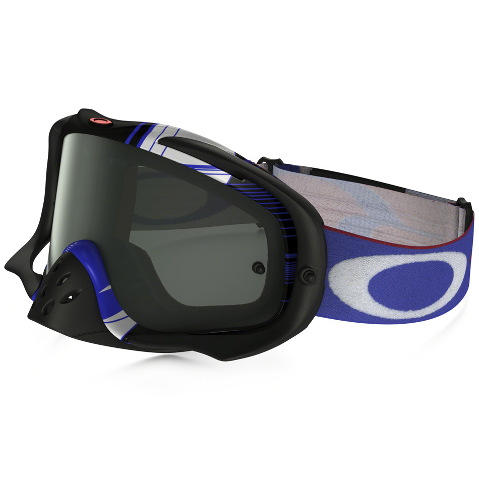 Oakley - Crowbar R. Dungey очки Series, линза темно-серая
