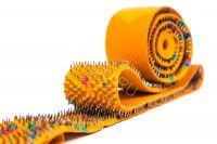 «Лента Здоровье» (7 сегментов, шаг игл 4,3 мм, длина 315 см), аппликатор Ляпко