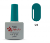 ГЕЛЬ-ЛАК NAILS MOLEKULA GEL POLISH №04 ЛАЗУРНЫЙ  11ML