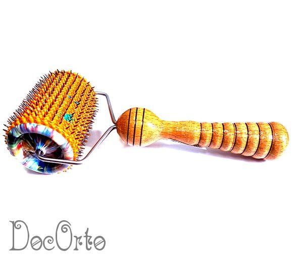 Ляпко-валик универсальный 72х51 мм, шаг игл 3,5