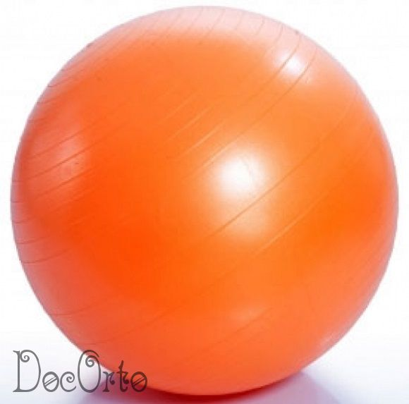 М-275 Мяч гимнастический 75см с ABS ТРИВЕС