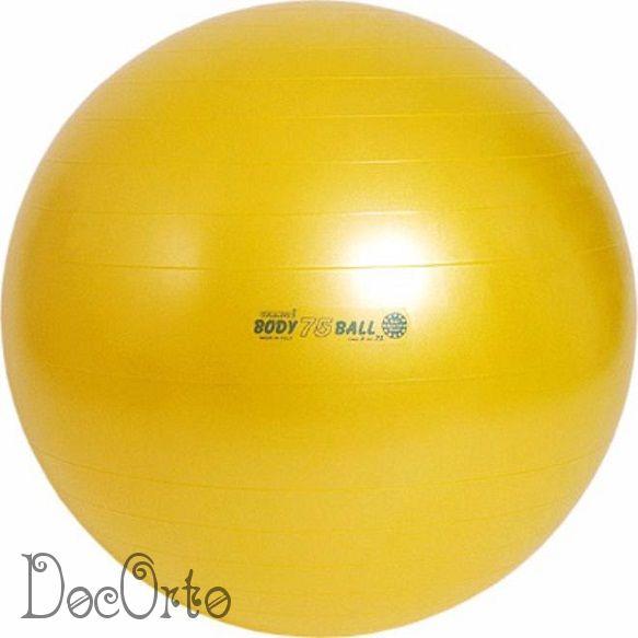 Body boll-75 см Мяч гимнастический ORTO