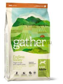 GATHER organic (Petcurean) органический веганкорм для собак