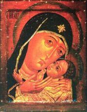 Икона Корсунская (копия старинной)