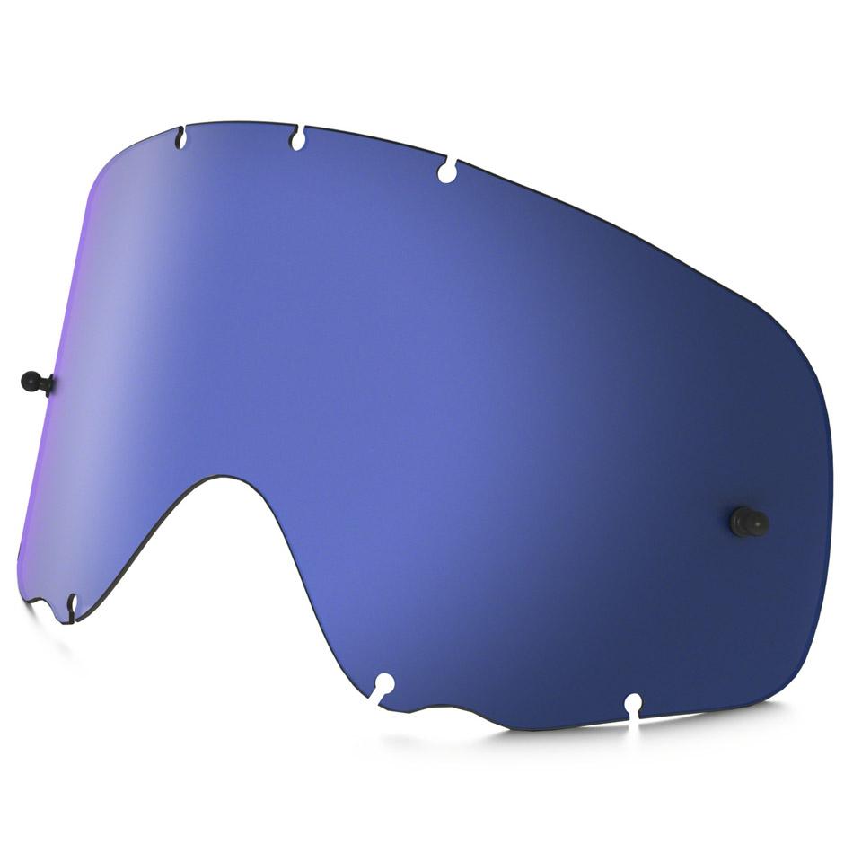 Oakley - Crowbar Lexan линза зеркальная, синяя