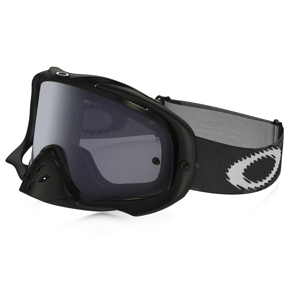 Oakley - Crowbar Solid очки черные матовые, линза темно-серая