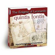 Загадка Леонардо. Quintis Fontis.