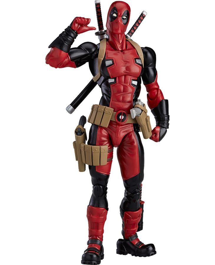 Figma Deadpool