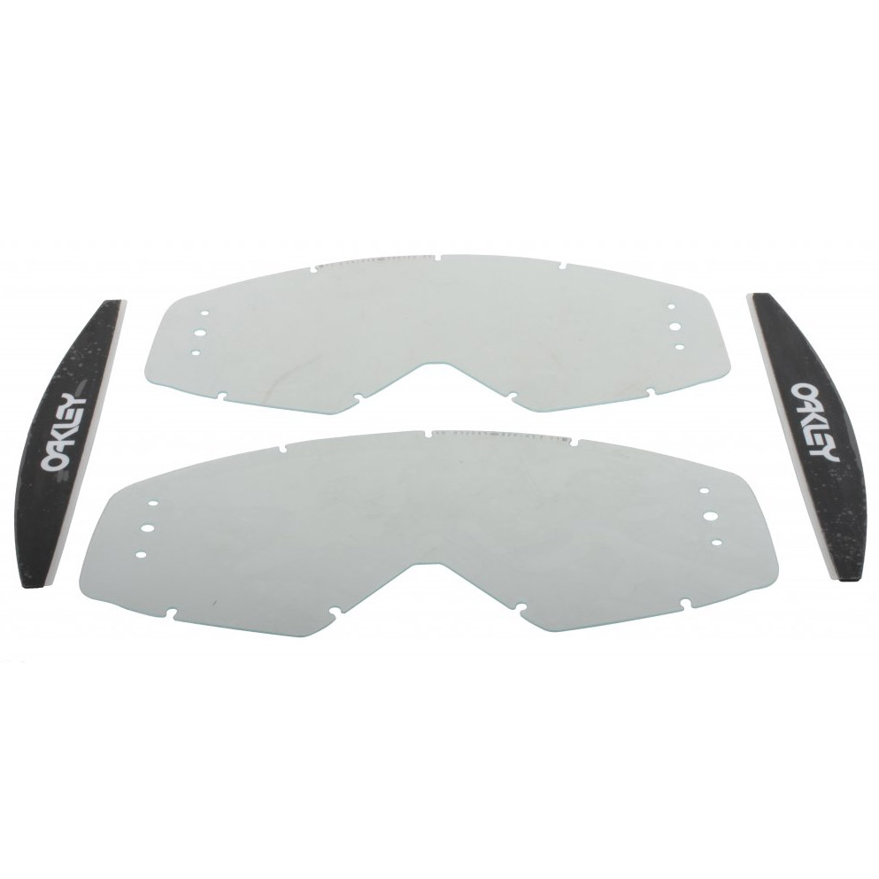 Oakley - Proven Lexan линза прозрачная для перемотки Roll-Off (2 шт.)