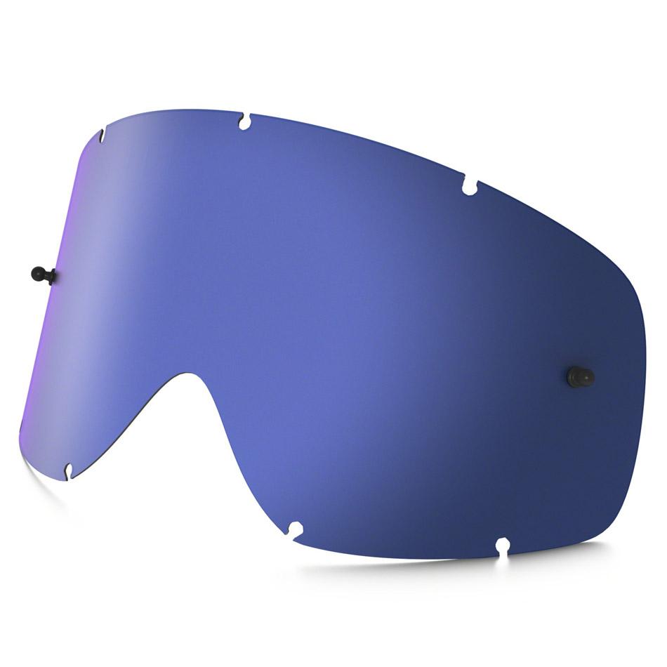 Oakley - O-Frame Lexan линза зеркальная, синяя