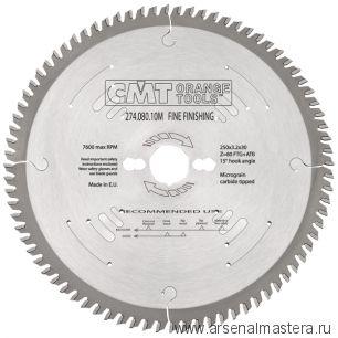 CMT 274.100.12M  Диск пильный 300x30x3,2/2,2 15 1FTG 4ATB Z100