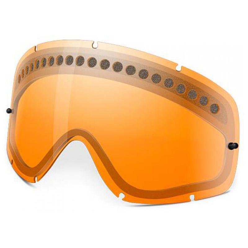 Oakley - O-Frame Lexan линза двойная вентилируемая, желтая