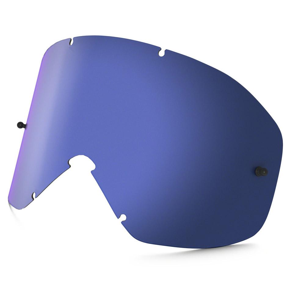Oakley - O-Frame 2.0 Lexan линза зеркальная, синяя
