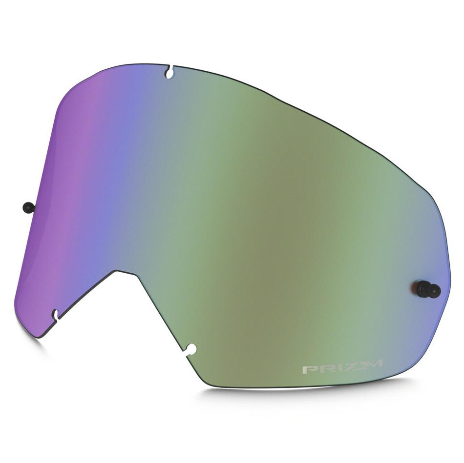 Oakley - Mayhem Pro Prizm MX линза зеркальная, зеленая