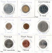 Лот 2. Ф. Полинезия,Аргентина,Бангладеш,Испания,Австралия,Уганда,Ю. Африка,Куба