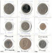 Лот 4. Гонконг,Маврикий,Испания,Греция,Франция,Филиппины,Ботсвана