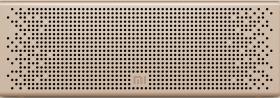 Портативная колонка Xiaomi Mi Bluetooth Speaker  (золотой)