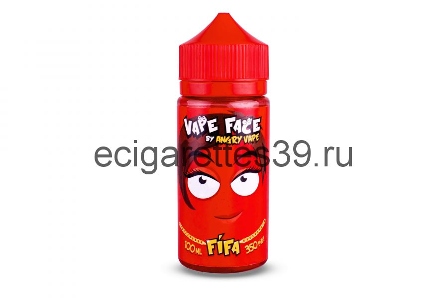Жидкость Vape Face Fifa, 100 мл.