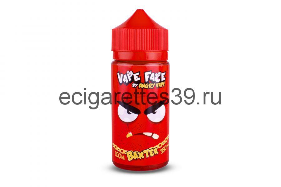 Жидкость Vape Face Baxter, 100 мл.