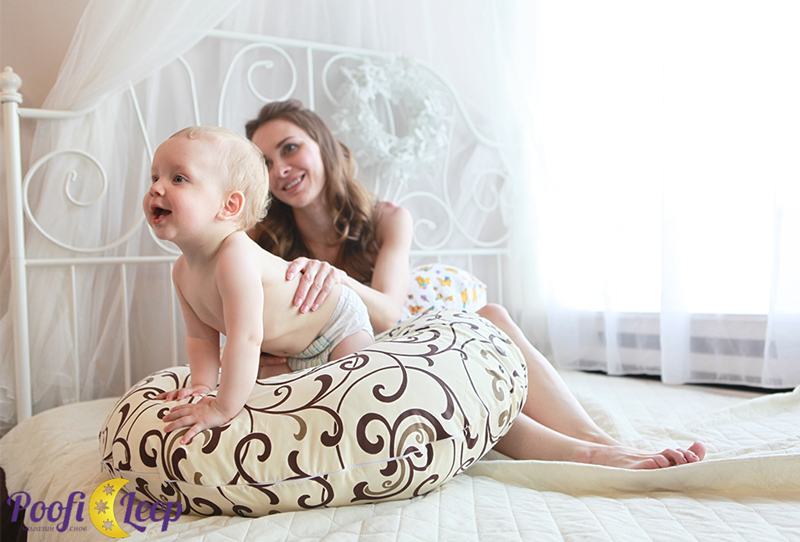 Подушка для беременных Рогалик | Ростов