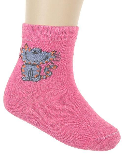 Носки для девочки Котенок, цвет розовый