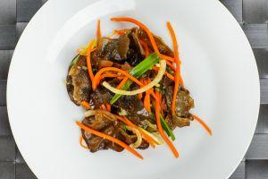 Салат из древесных грибов 100г
