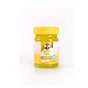 """""""Тай Ян"""" Фитобальзам для тела желтый от мышечной боли, TM WangProm, 50 гр."""