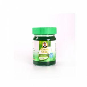 """""""Тай Ян"""" Фитобальзам для тела зеленый от воспаления и защемления нервов, TM WangProm, 50 гр."""