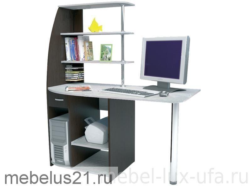 """Компьютерный стол """"Скай""""  (1300*650*1500)"""