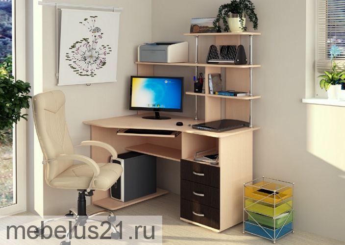 """Компьютерный стол """"Форест"""" (1300*900*1500)"""