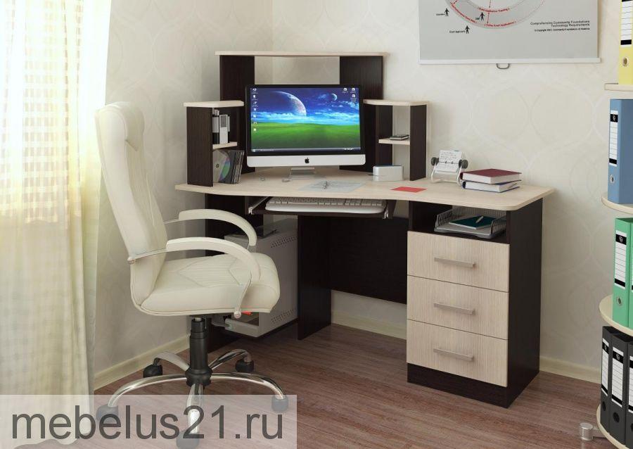 Компьютерный стол Каспер (1300*1300*800)