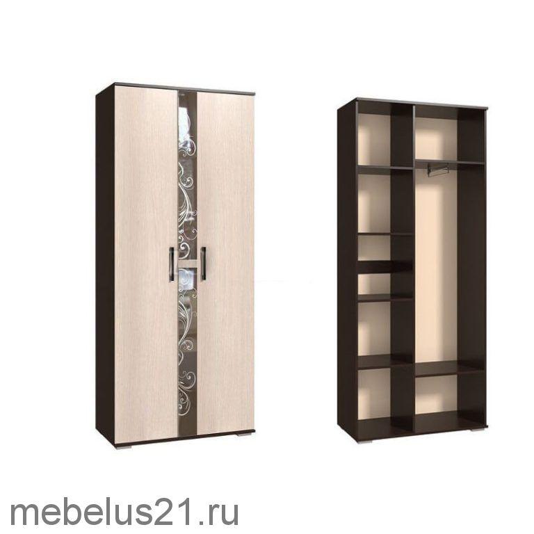 """Гостиная """"Флоренция"""" шкаф (900х2120х440)"""